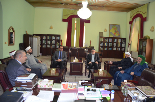 Bayt Al Hikma hosts the Rabat-Mohammedi Council